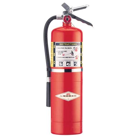 amerex 10 lb abc extinguisher ul rating 4a80bc