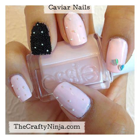caviar nails the crafty