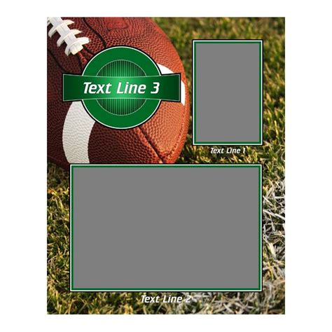 soccer trading card template football product templates h h color lab