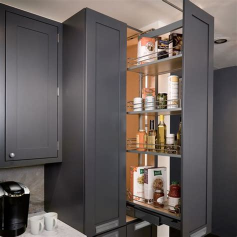 high resolution kitchen storage cabinet 8 kitchen pantry kessebohmer pantry frame 74 7 8 quot 90 1 2 quot high silver 546
