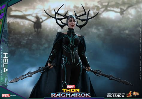thor ragnarok who is hela in the comics hollywood reporter marvel hela sixth scale figure by hot toys sideshow