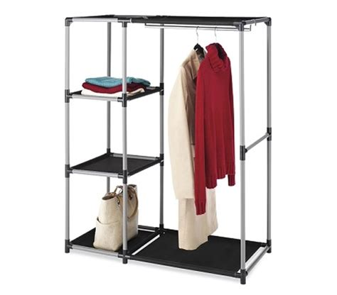 Clothes Rack Storage Solutions by Room Garment Rack