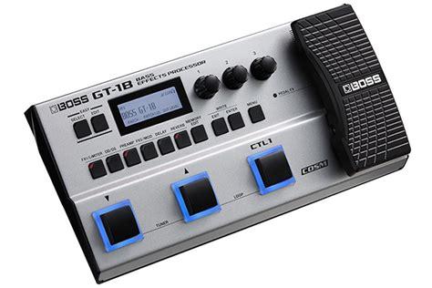 Gt 1b Gt1b Gt 1b Bass Effects Processor News Gt 1b Is A Handy Portable Effects Processor