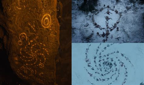 snowflake patterns game of thrones 6 game of thrones hidden details you missed from the