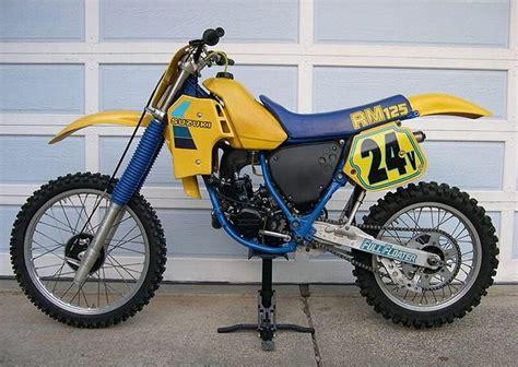 1984 Suzuki Rm250 Index Of Images Thumb E Ee 1984 Suzuki Rm125e Yellow 3710