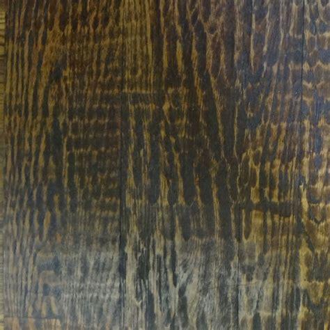 Dallas Hand Scraped Hard Wood Flooring Custom Installed