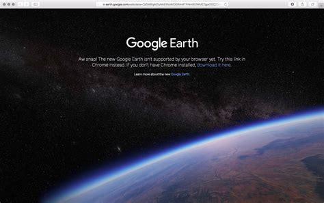 google earth overhauled google earth experience launches on the web