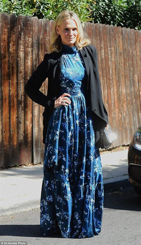 Dress Model Motif Flower Blue Stylish Fashion Impor 207 best style file molly sims images on