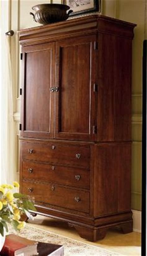 armoire with shelves and drawers home kitchen bedroom armoires on pinterest cherry finish tv armoire and armoires