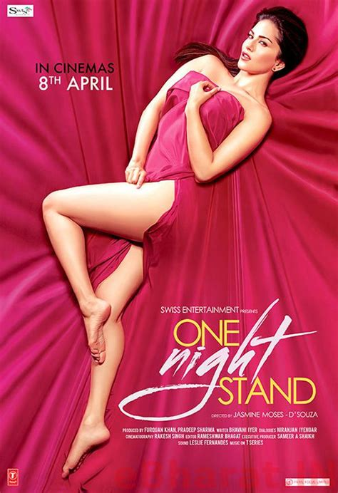 Film India One Night Stand | watch sunny leone latest movie poster of one night stand