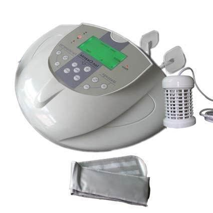 Ionic Foot Detox Machine Canada by Ion Cleanse With Infrared Belt And Tens Massager China