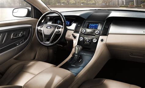 2013 Ford Taurus Limited Interior by Car And Driver