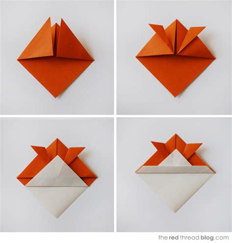 How To Make Origami Fish Step By Step - make origami fish wall with your we are scout
