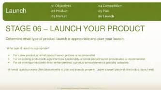 media launch plan template product marketing plan methodology tool kit