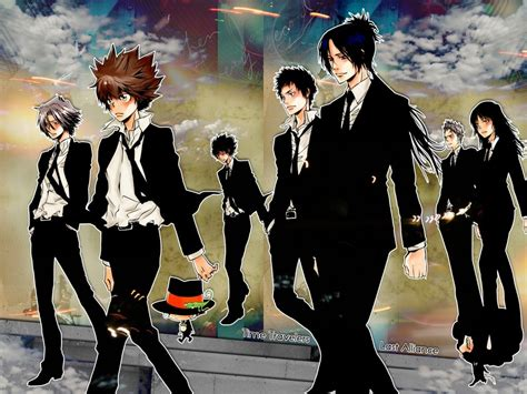 katekyo hitman reborn katekyo hitman reborn set for series finale on november