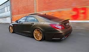 Modified Mercedes Mercedes Cls 350 Cdi Modified Concept Sport Car Design