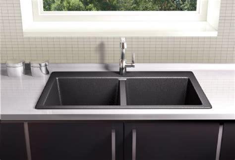 Quartz Kitchen Sink How To Choose A Kitchen Sink Part Ii Abode
