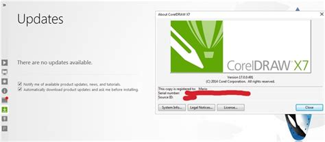 corel draw x7 offline update program does not find the new update coreldraw graphics