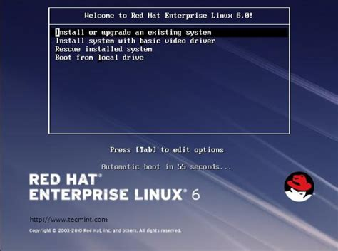 linux tutorial pdf red hat redhat enterprise linux 6 installation guide with screenshots
