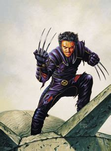 Spesial Kaos 3d Umakuka Wolverrine Claw dynamic forces 174 wolverine lithograph