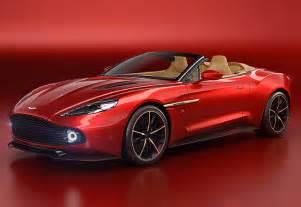 Aston Martin Vanquish Volante Price 2017 Aston Martin Vanquish Zagato Volante Specifications