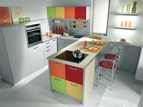 cuisine petits espace meuble cuisine