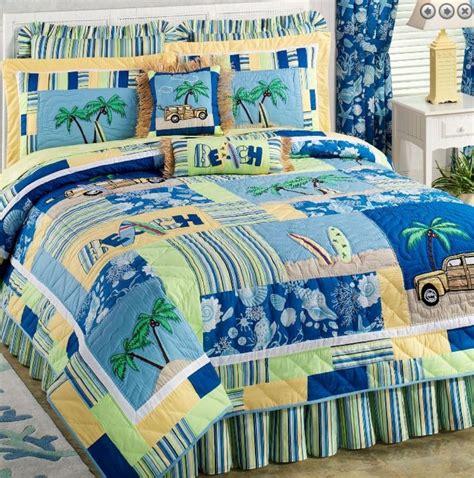 surfer bedding surfer s bay surfboard quilt