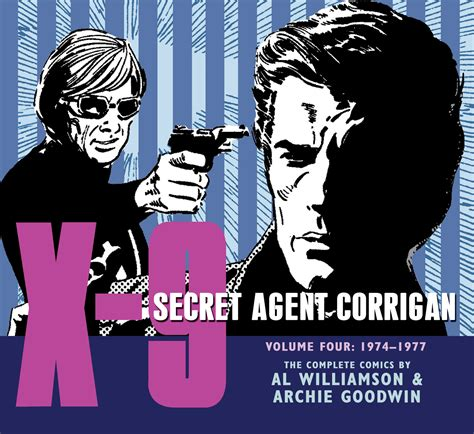 my secret vol 9 x 9 secret corrigan hc volume 4 1974 1977 idw