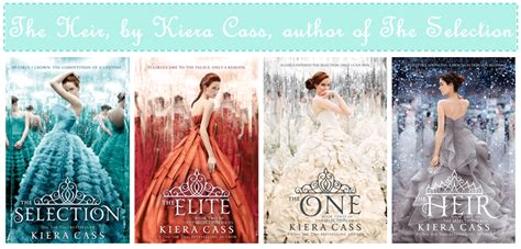 by the ceo the heirs books the heir by kiera cass author of the selection series
