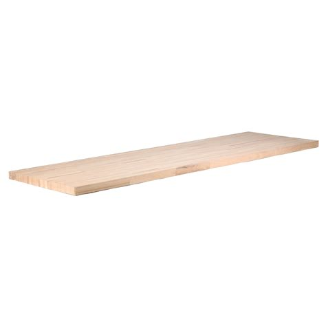 hardwood bench tops 2 quot thick hardwood f j workbench tops from baird brothers