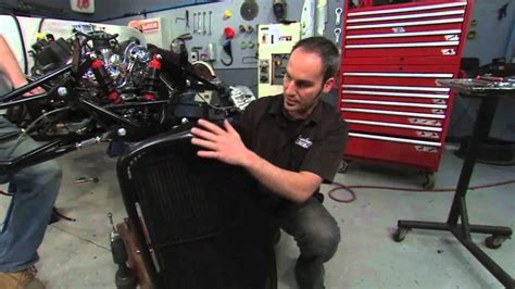 factory five 33 rod two guys garage build part 2