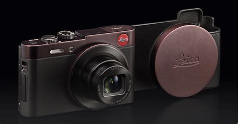 Leica C leica c announced what digital