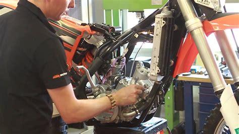 Se 50cc Husqvarna Cr 50 changer piston sur sa moto conseils m 233 canique par