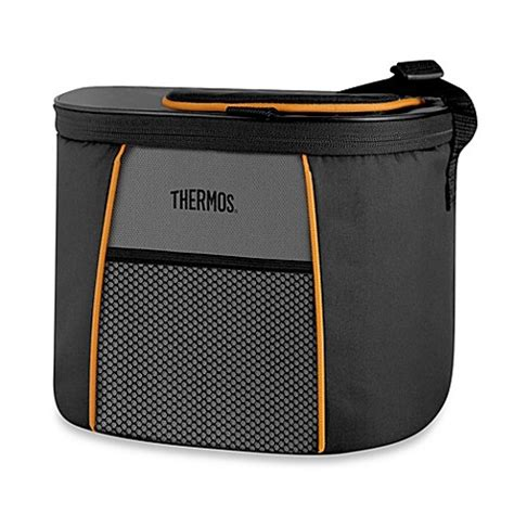 thermos bed bath and beyond thermos 174 element 5 insulated 6 can cooler bed bath beyond