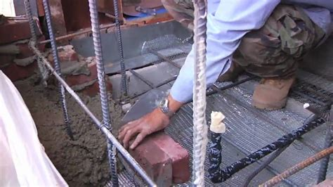building  brick chimney youtube