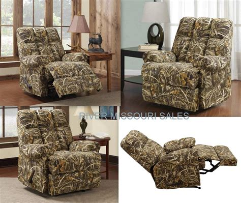 realtree camouflage rocker recliner realtree living camouflage camo rocker recliner chair