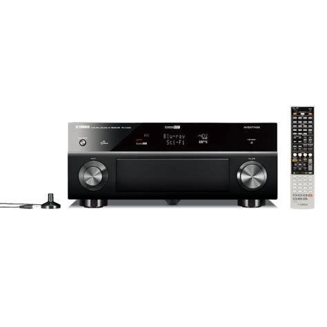 yamaha aventage rx a1000 7 1 channel home theater receiver