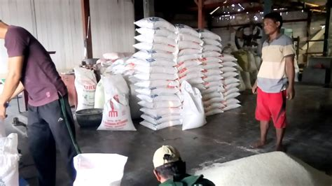 Mesin Jahit Karung Beras Otomatis proses jahit karung beras