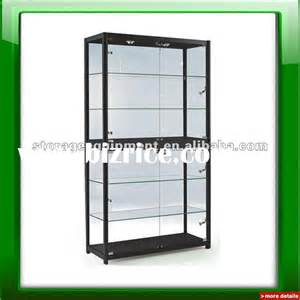 Used Glass Display Cabinets For Sale Aluminium Glass Display Cases China Showcase For Sale