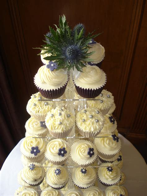 scottish wedding cupcakes cakes by lizzie edinburgh