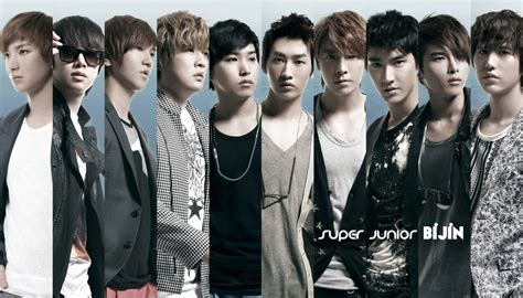 super junior boy band wallpaper super junior wallpaper
