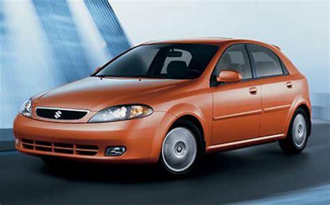 2008 Suzuki Reno Recalls Suzuki Forenza And Reno Recalled Because Gm Of Course