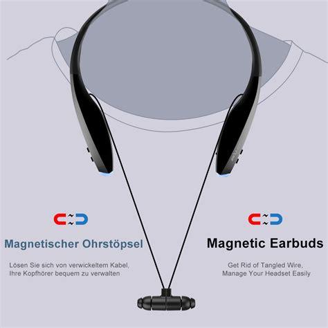 Zealot H7 Wireless Bluetooth Earphone Limited new zealot h7 bluetooth earphone headphones with magnet