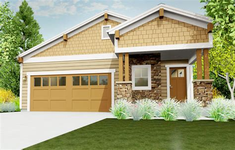 narrow lot cottage house plan 9818sw architectural narrow lot bungalow 64414sc architectural designs