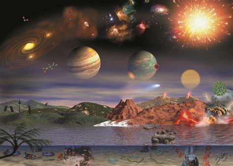 imagenes del universo hace millones de años el origen de la vida ciencia y educaci 243 n taringa
