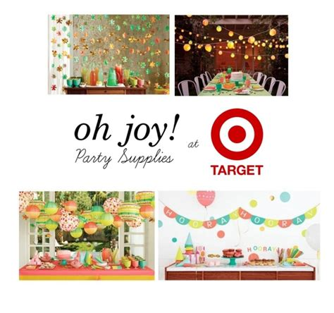 Target Oh Joy | oh joy party supplies at target momtrendsmomtrends