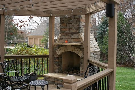Outdoor Gas Fireplaces For Decks by Outdoor Deck Fireplaces Photo Album Woonv Handle Idea