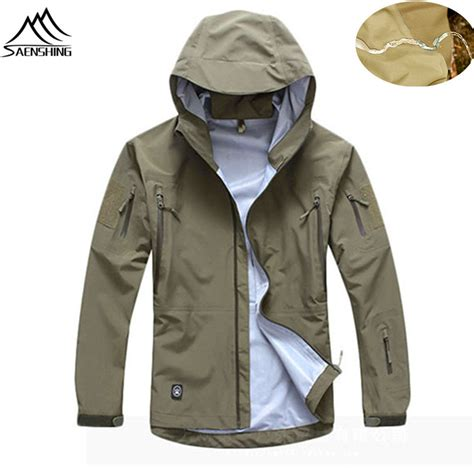 Jaket Parka Avior Waterproof outdoor jacket waterproof hardshell cing