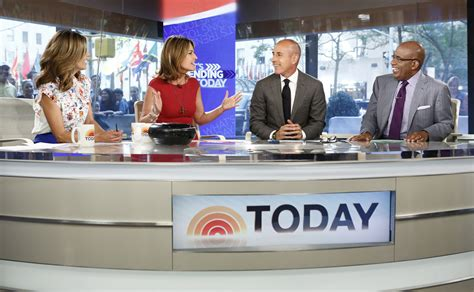 today show today bids farewell to set in studio 1a video