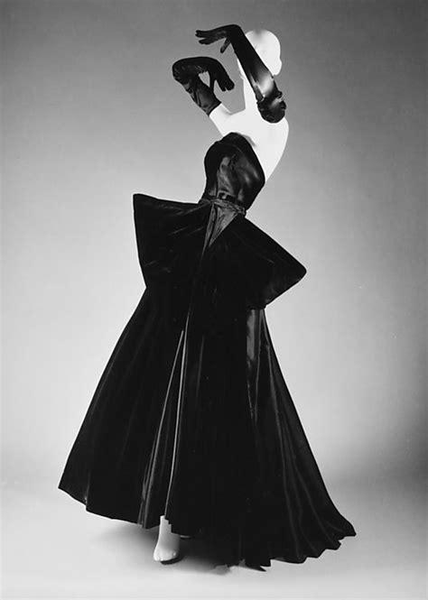 """Cygne Noir"" House of Dior Designer: Christian Dior Date"